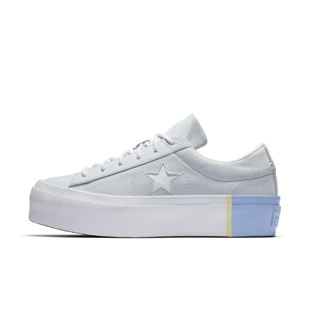 Converse Women's One Star Platform Casual Sneakers from Finish Line