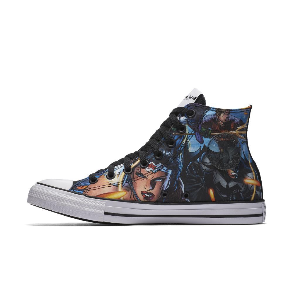 d85002b1c90b4 Converse Chuck Taylor All Star Dc Comics Justice League High Top ...