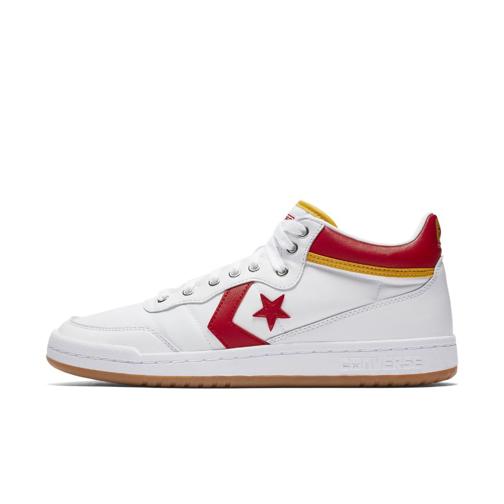 Lyst - Converse Fastbreak Pro Mid Men s Skateboarding Shoe in White ... 7b1b8ed6c