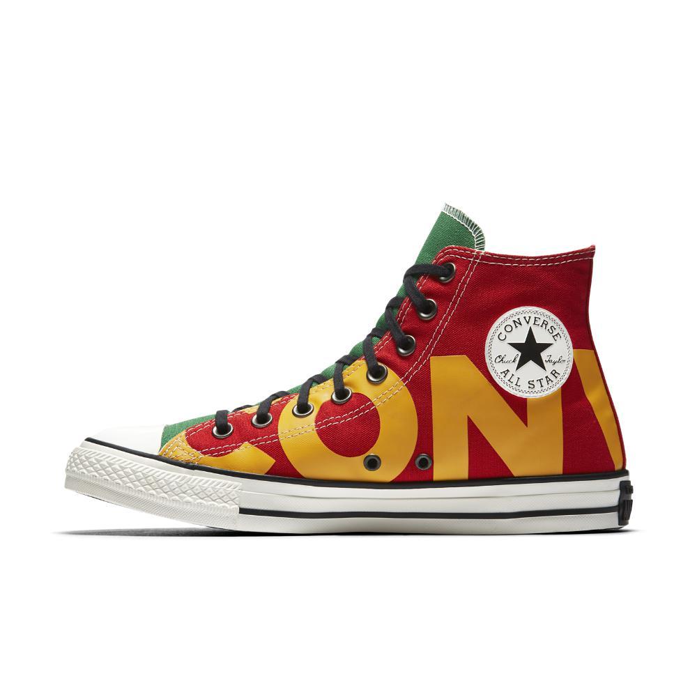 567a175fa56 Lyst - Converse Chuck Taylor All Star Wordmark High Top Men s Shoe ...