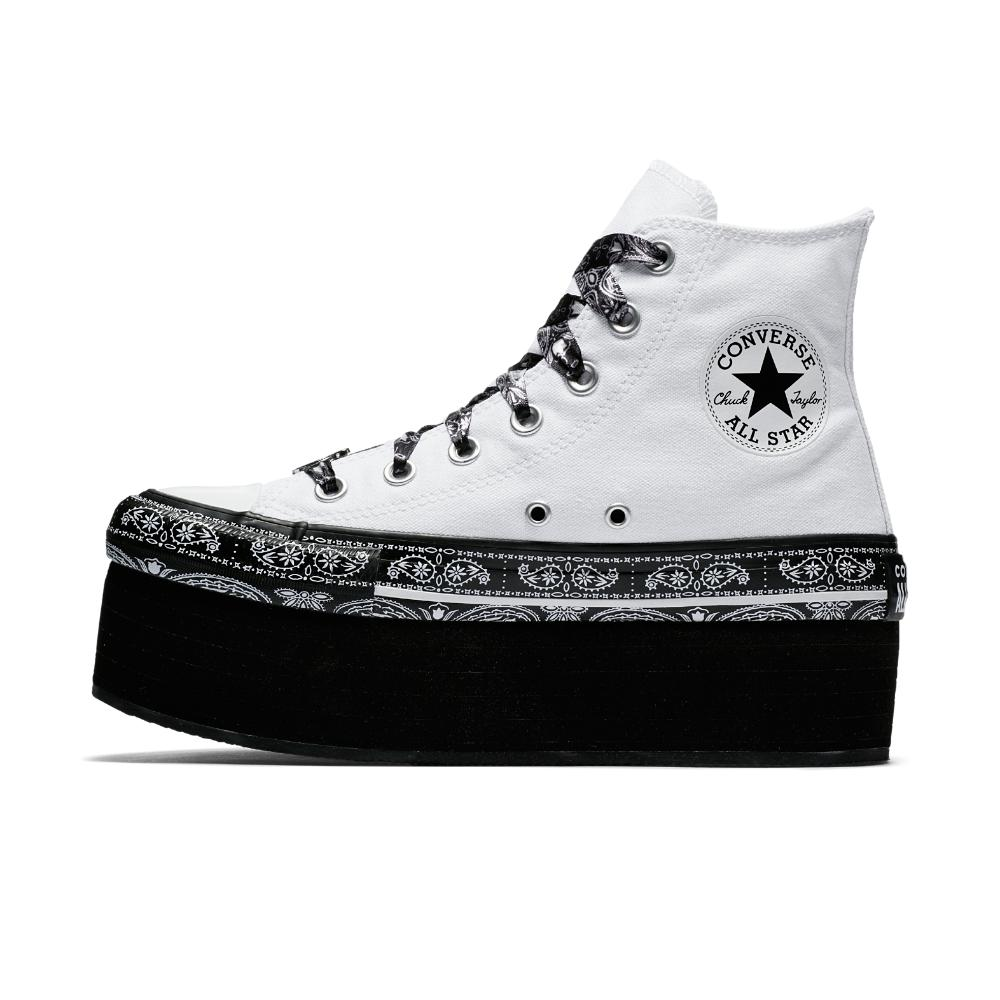 ab6341a72e0 Lyst - Converse X Miley Cyrus Chuck Taylor All Star Platform High ...