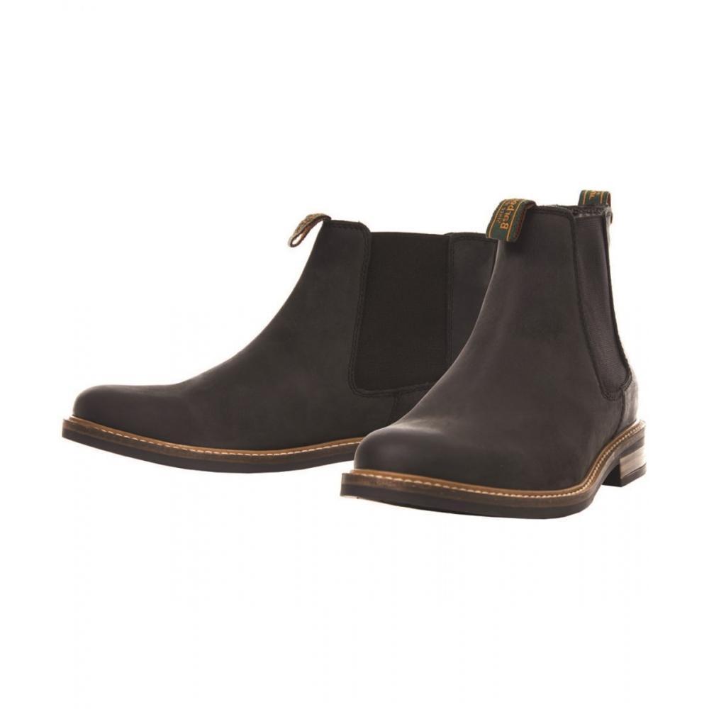ba9c95e186b Barbour Farsley Mens Chelsea Boot in Black for Men - Lyst