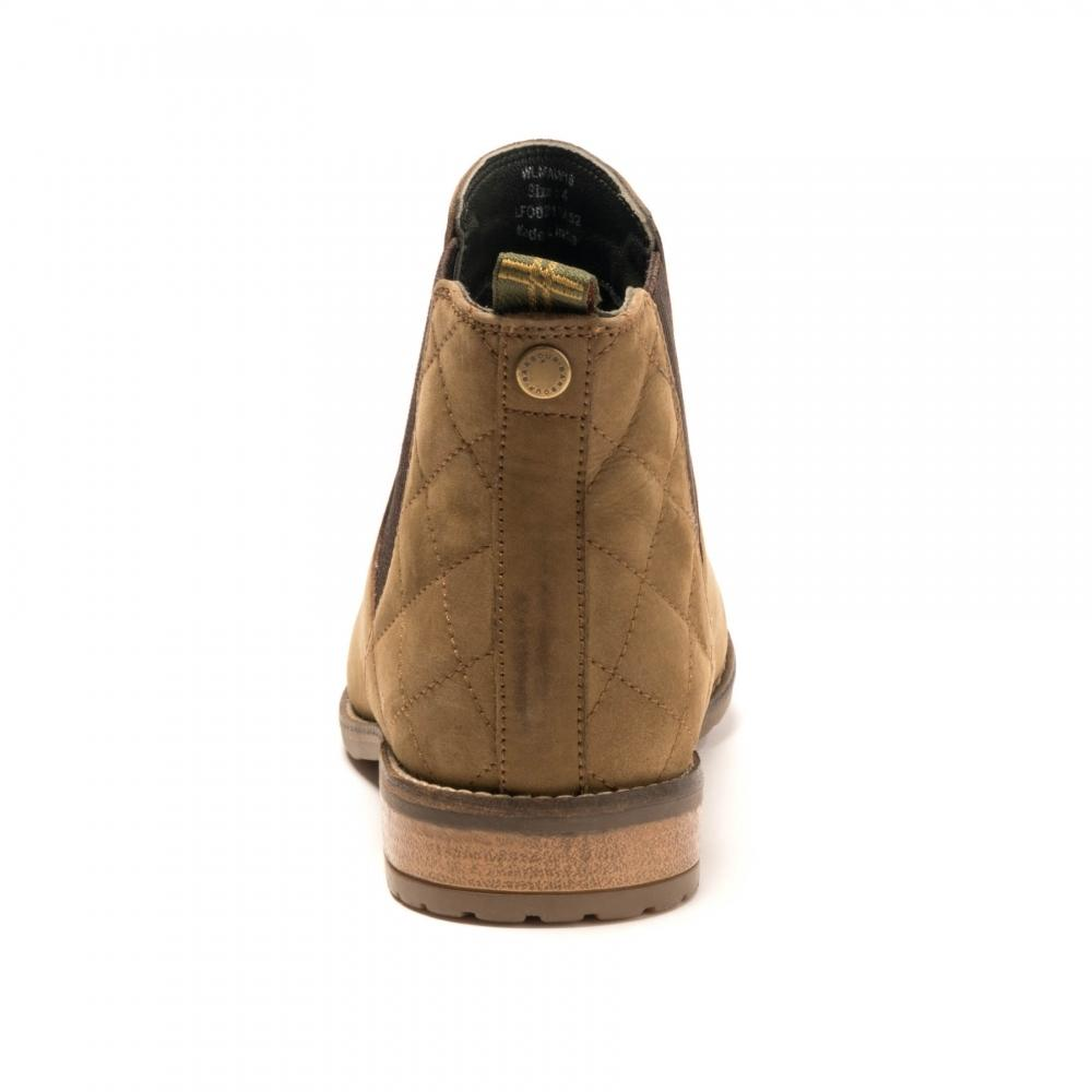 561acbd0d9ff Barbour - Brown Abigail Womens Chelsea Boots - Lyst. View fullscreen