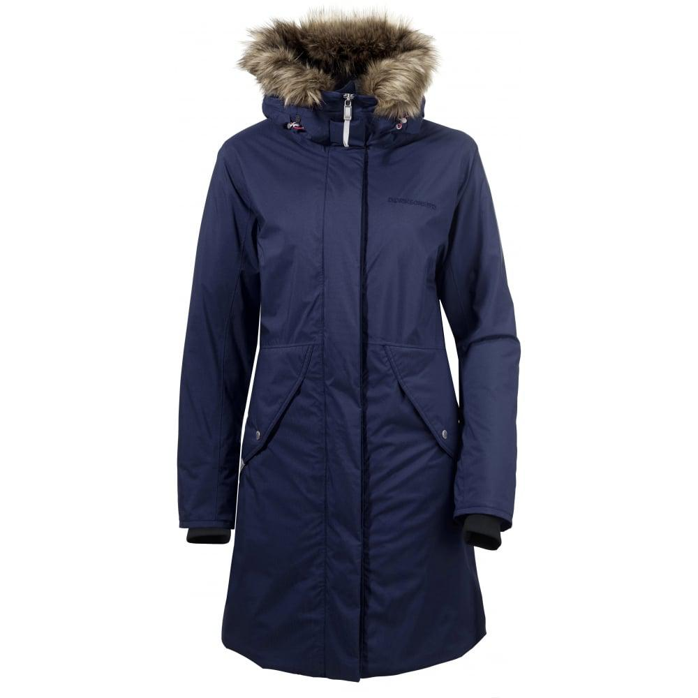 a0aac0d88fa Didriksons Vibrant Ladies Jacket in Blue - Lyst