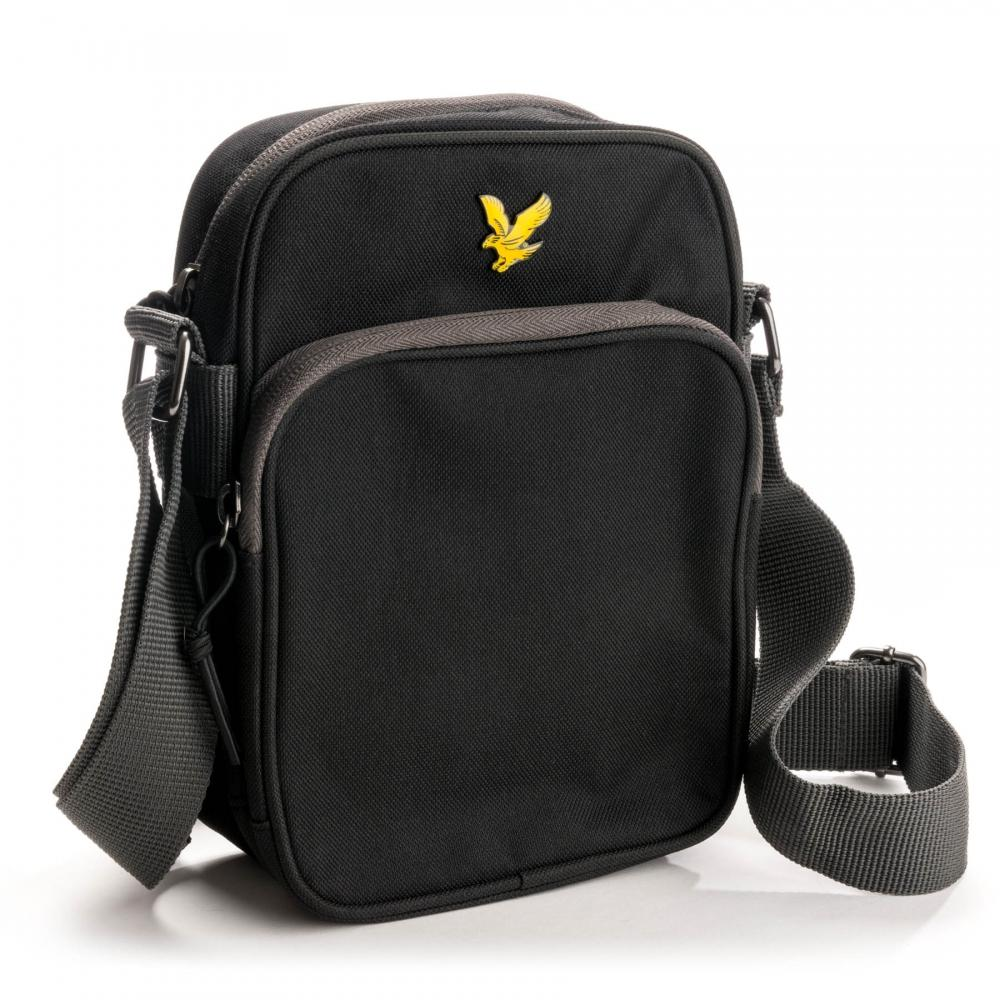 Lyle   Scott Colour Pop Small Items Bag in Black for Men - Lyst 89fac60dfa