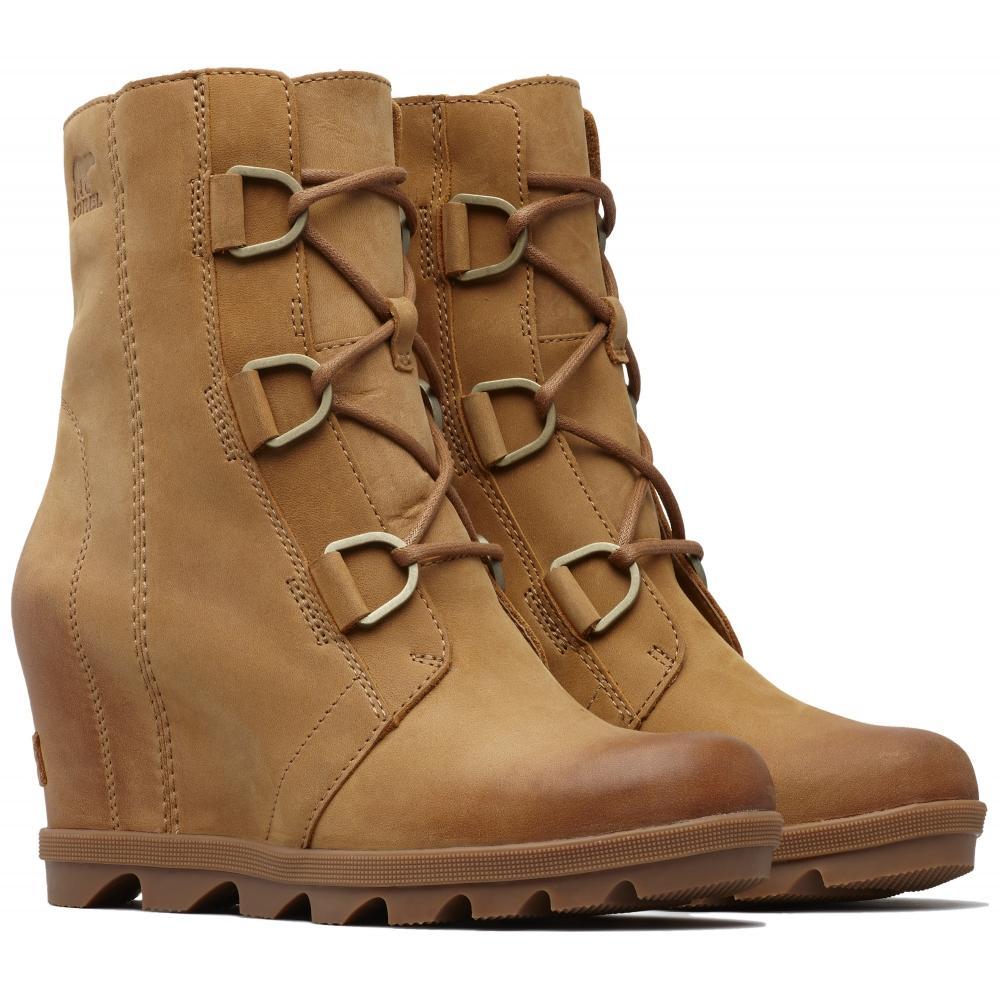 201b75eb35c3 Sorel - Brown Joan Of Arctic Wedge Ii Womens Boot - Lyst. View fullscreen