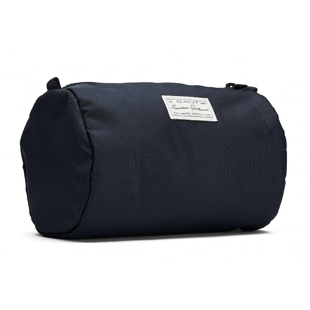 82afe86e157 Gant - Blue Original Mens Wash Bag for Men - Lyst. View fullscreen