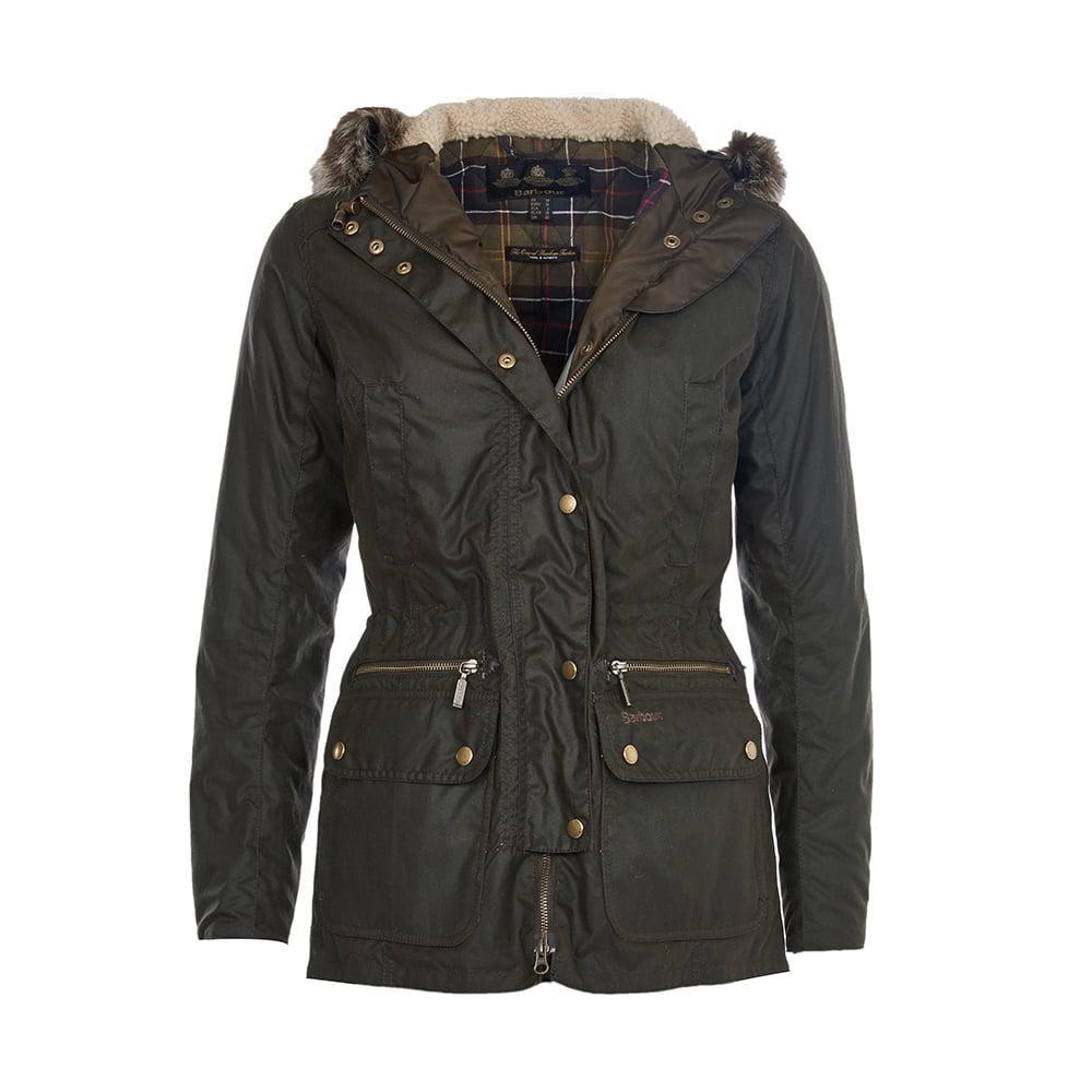 Barbour Kelsall Ladies Jacket Lyst