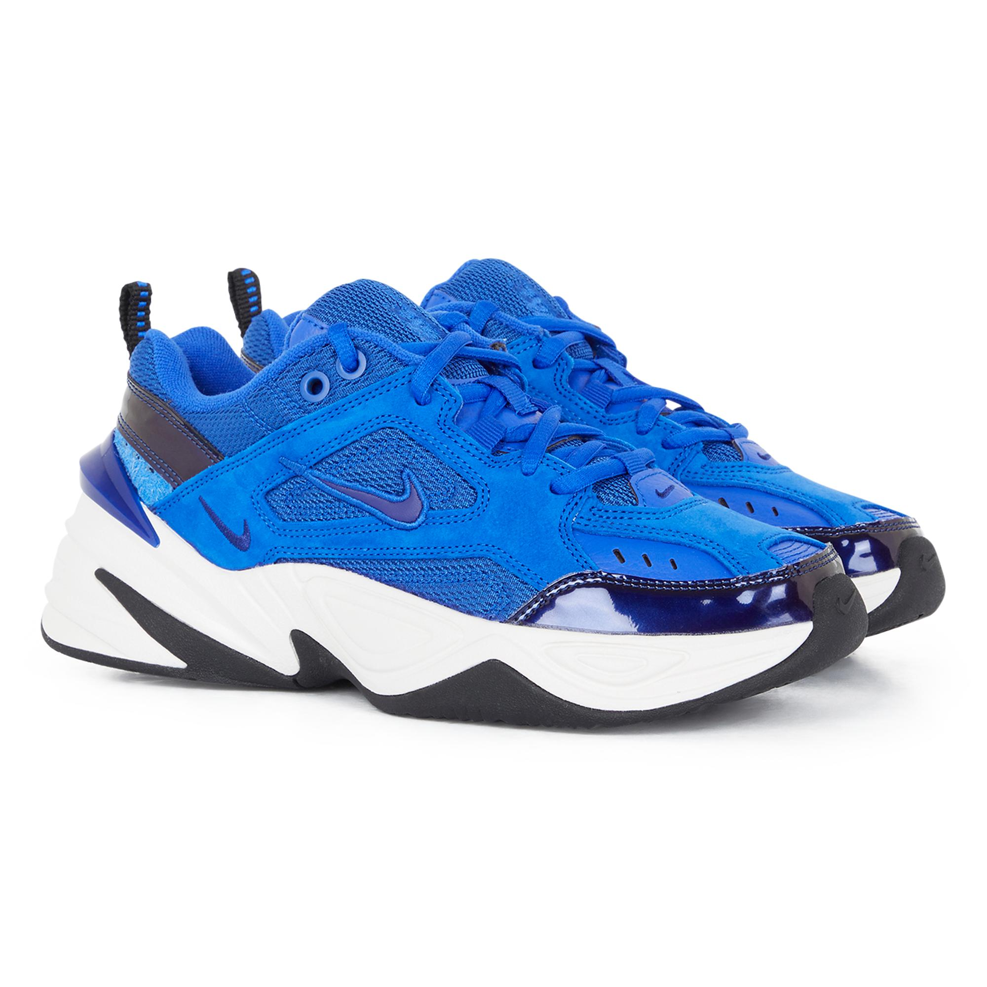 the latest 988f0 e9375 M2K Tekno W Racer Blue  Regency Purple Nike en coloris Bleu - Lyst