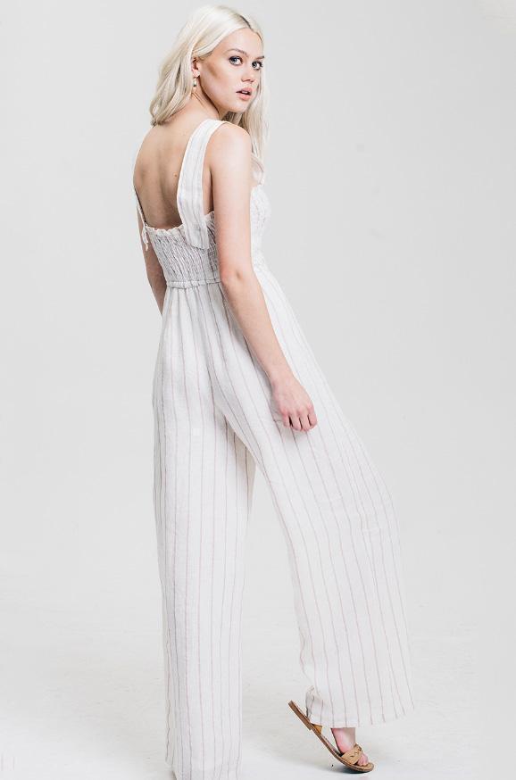 ff55f2c5a3 Lyst - Winston White -willow Jumpsuit in Purple