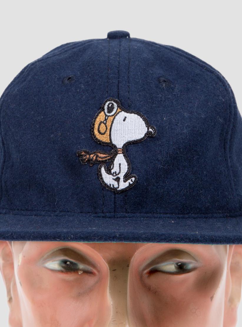 d33b5261106 Lyst - Tsptr X Ebbets Snoopy Ace Cap for Men