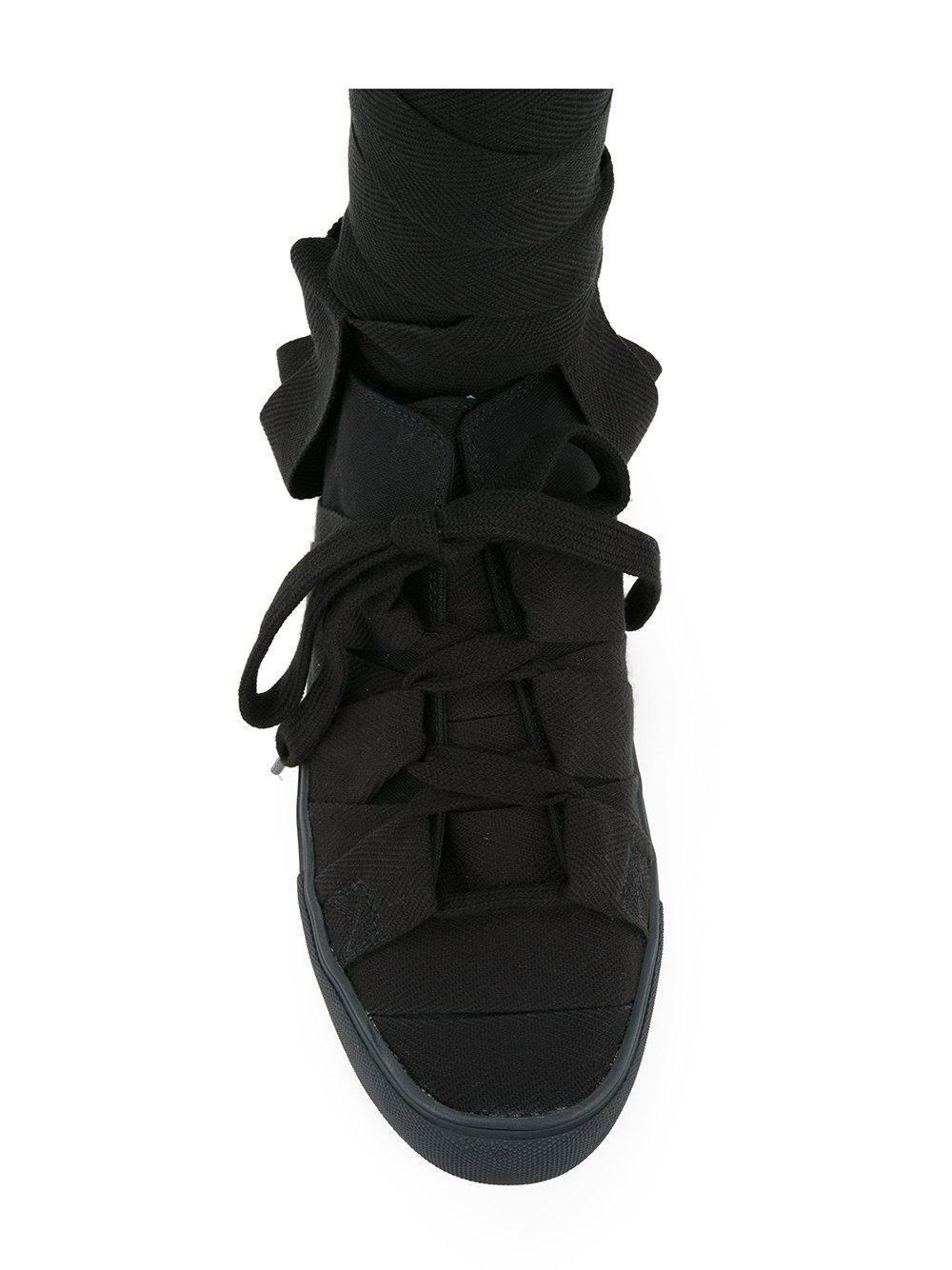 d687934e101 Lyst - Yohji Yamamoto Tape Sneakers in Black for Men