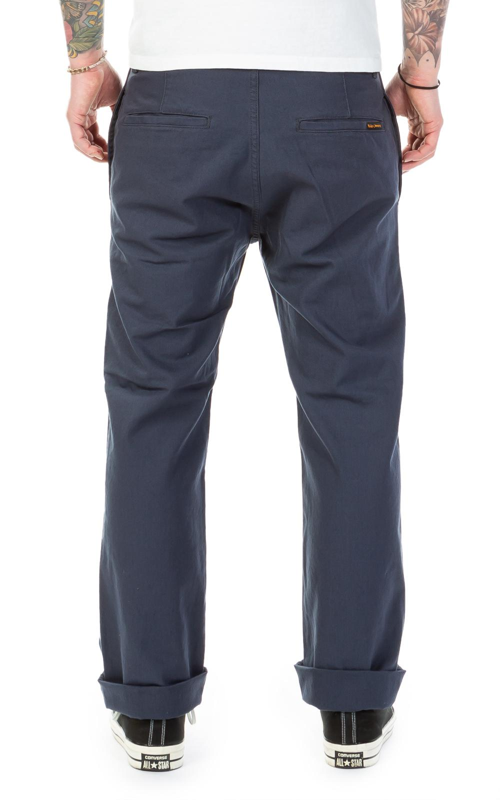 Men Jeans Smokey Loose Lyst For Alvar Nudie Blue In qwZxBzvx