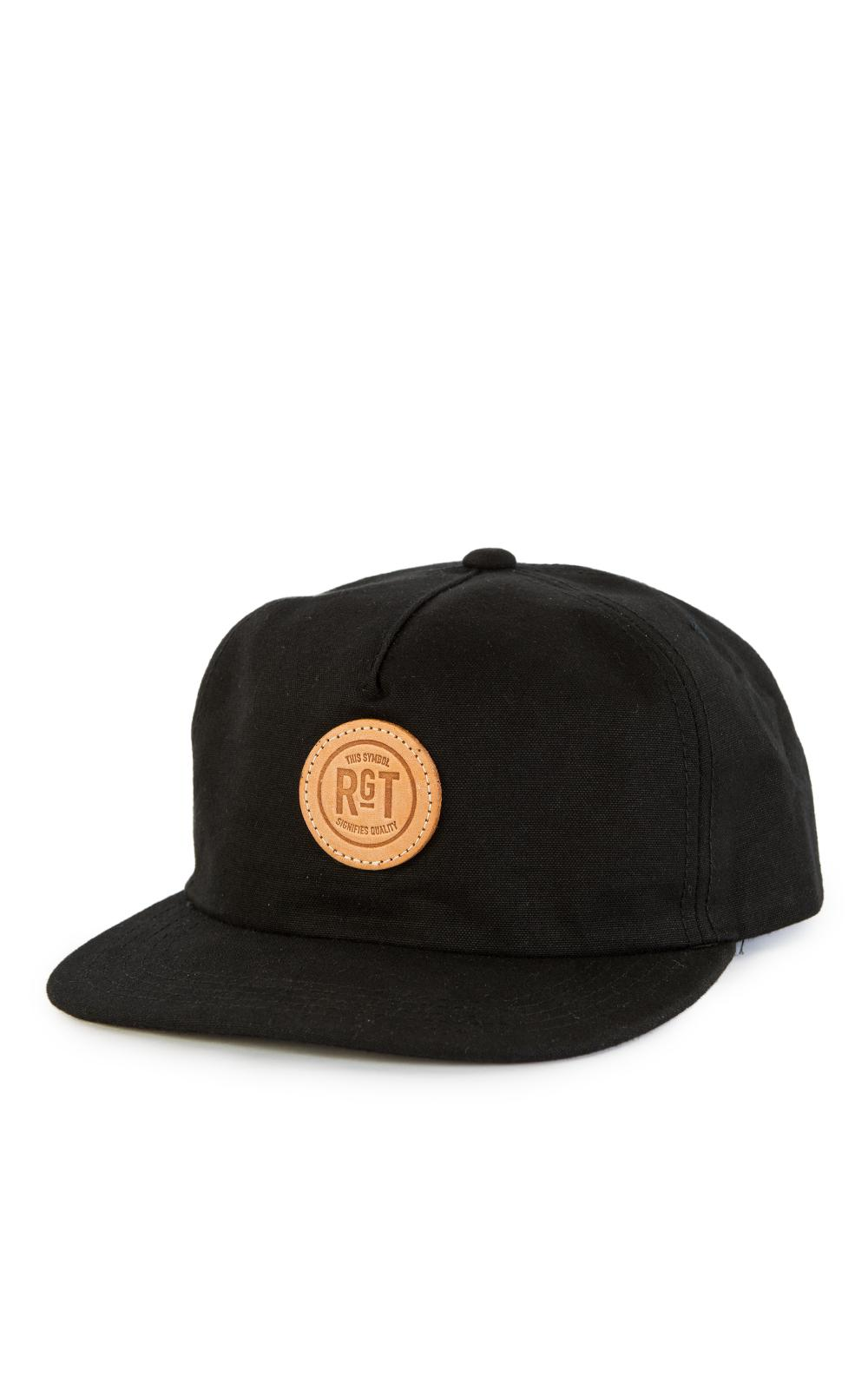 Rogue Territory 5 Panel Snapback Hat Black in Black for Men - Lyst 36a480cae675