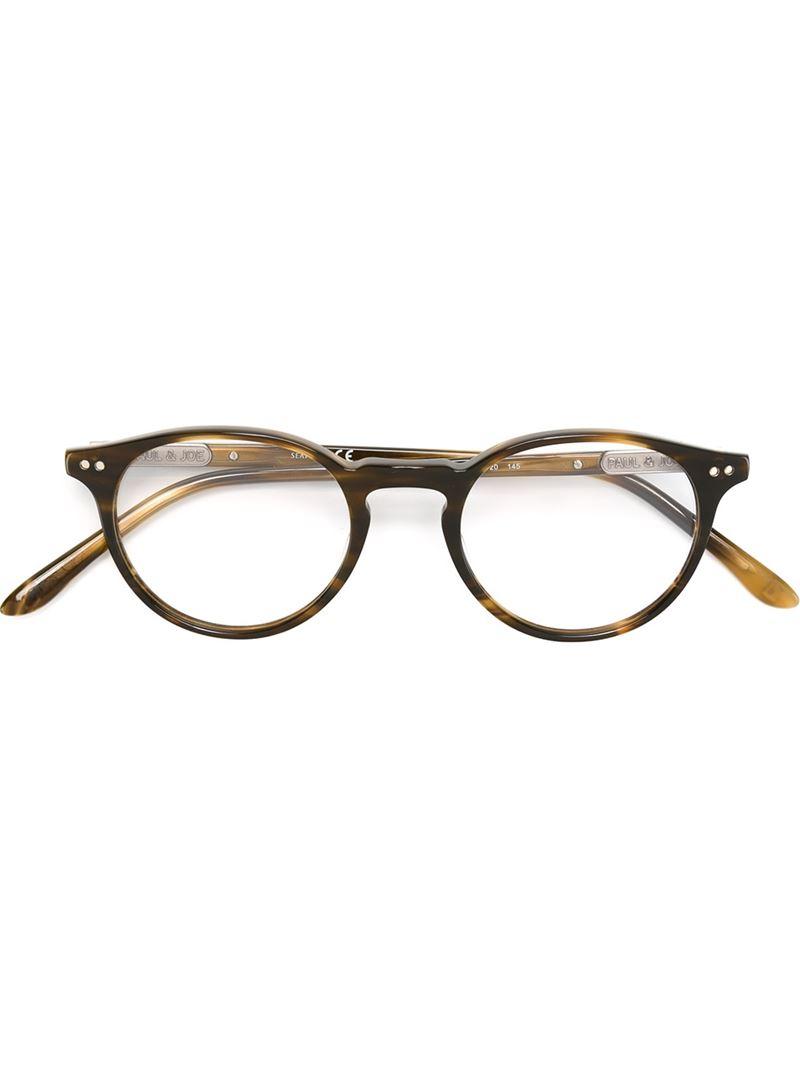 Paul Joe 39 Bengali 39 Glasses In Black Lyst