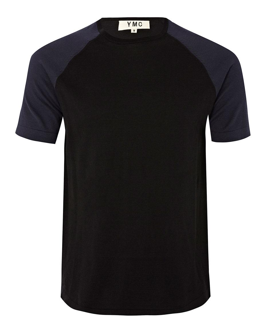 Ymc black t shirt - Gallery