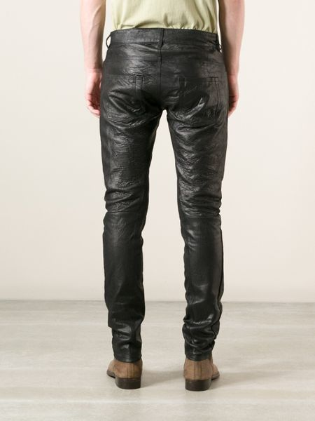 Diesel Black Gold Mens Jeans