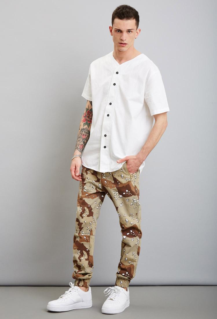 Mens Camo Shirts