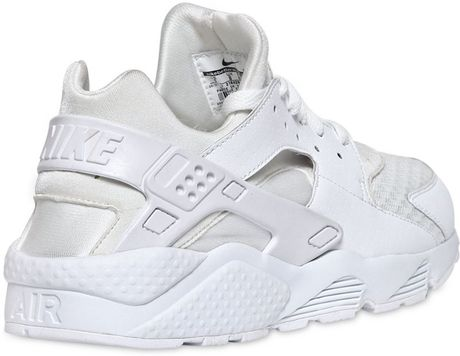 Sweden Nike Air Huarache Mens - Shoes Nike Air Huarache Sneakers White
