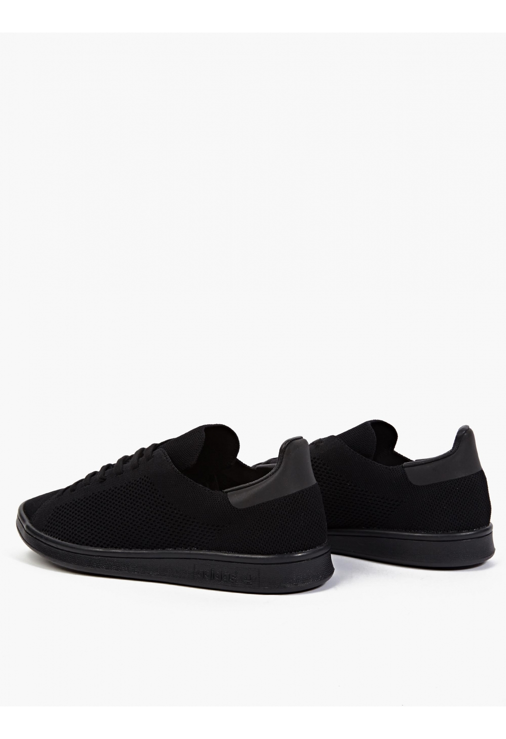 Adidas Stan Smith All Black Suede