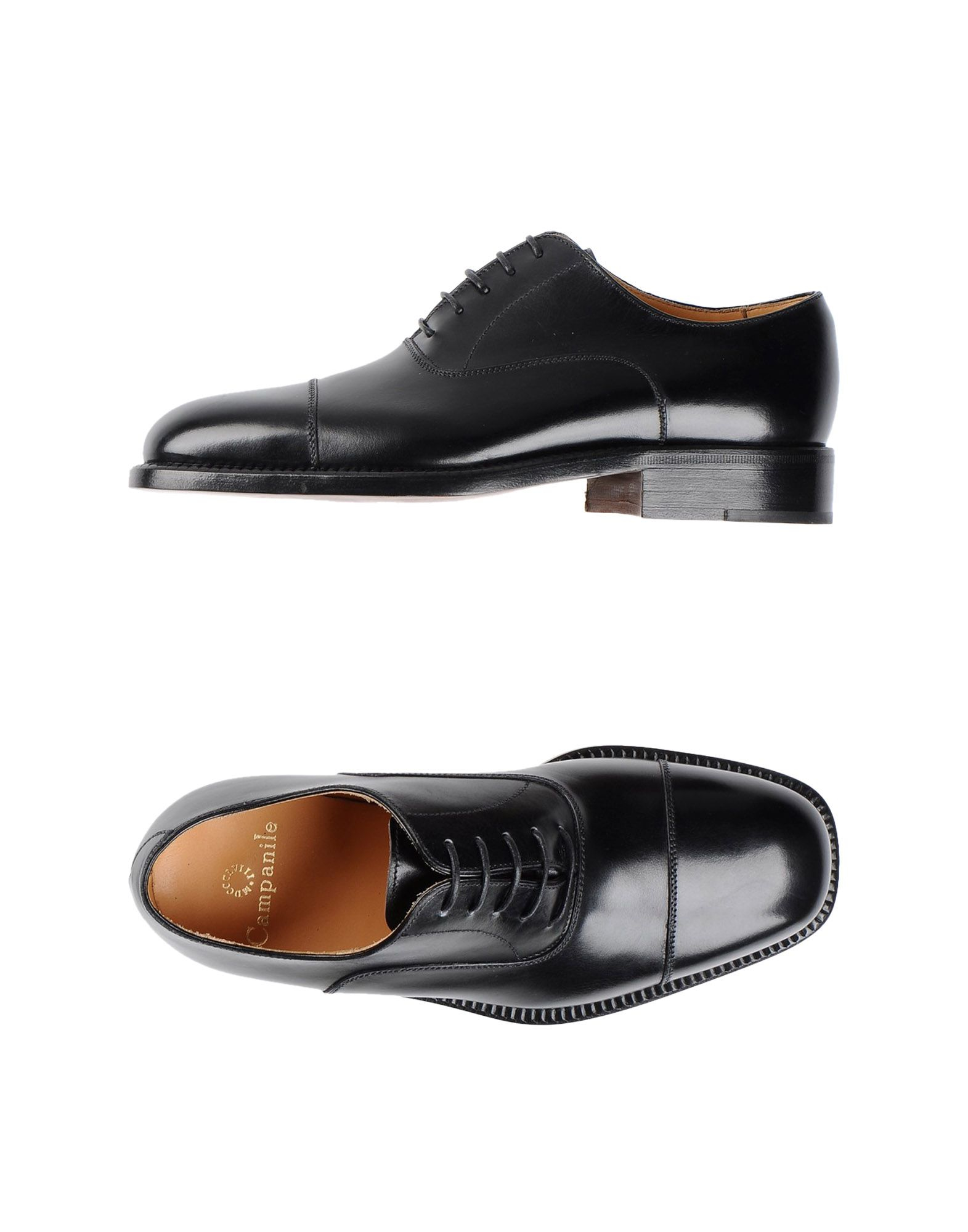 canile lace up shoes in black for lyst
