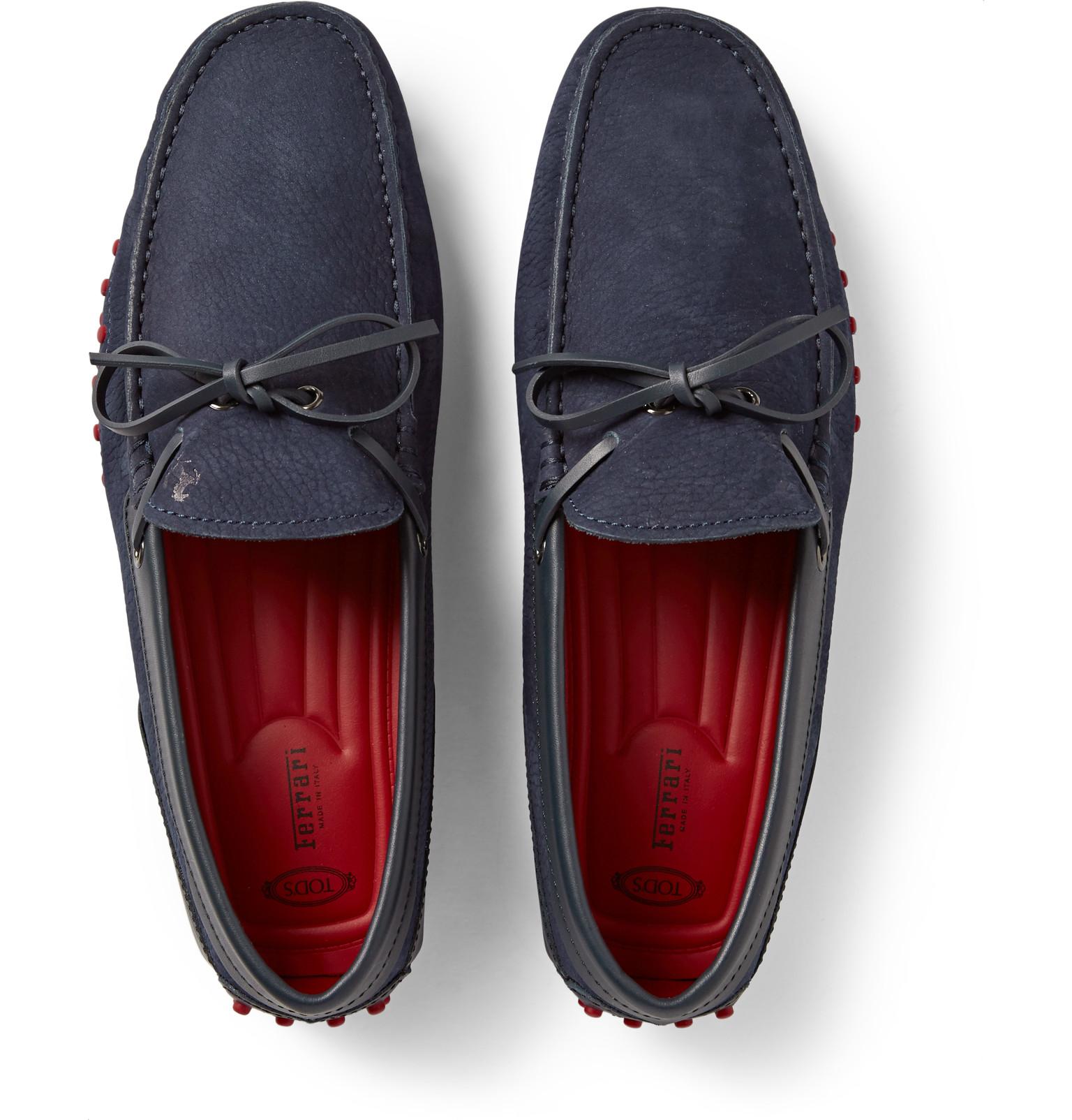 loafers footweartods store footwear celebrities loafertods tods men p green accessories tod ferrari loafer driving blue shoes moccasins handbags online s dark salestylish