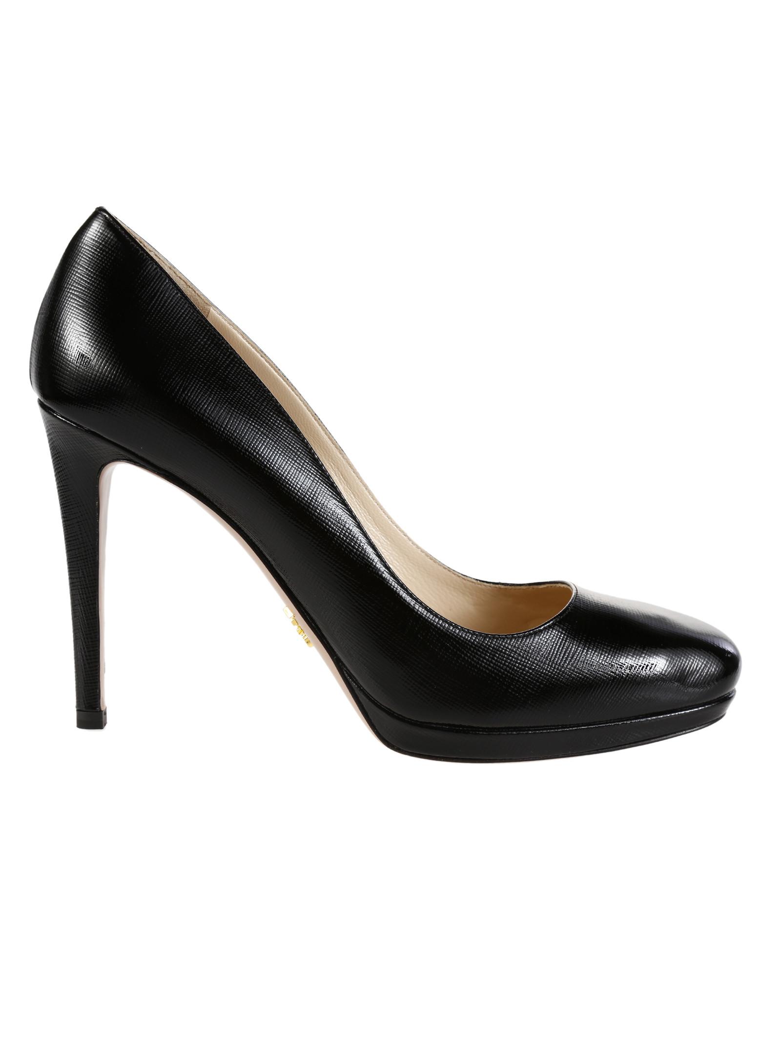 Asos Black Patent Leather Shoes
