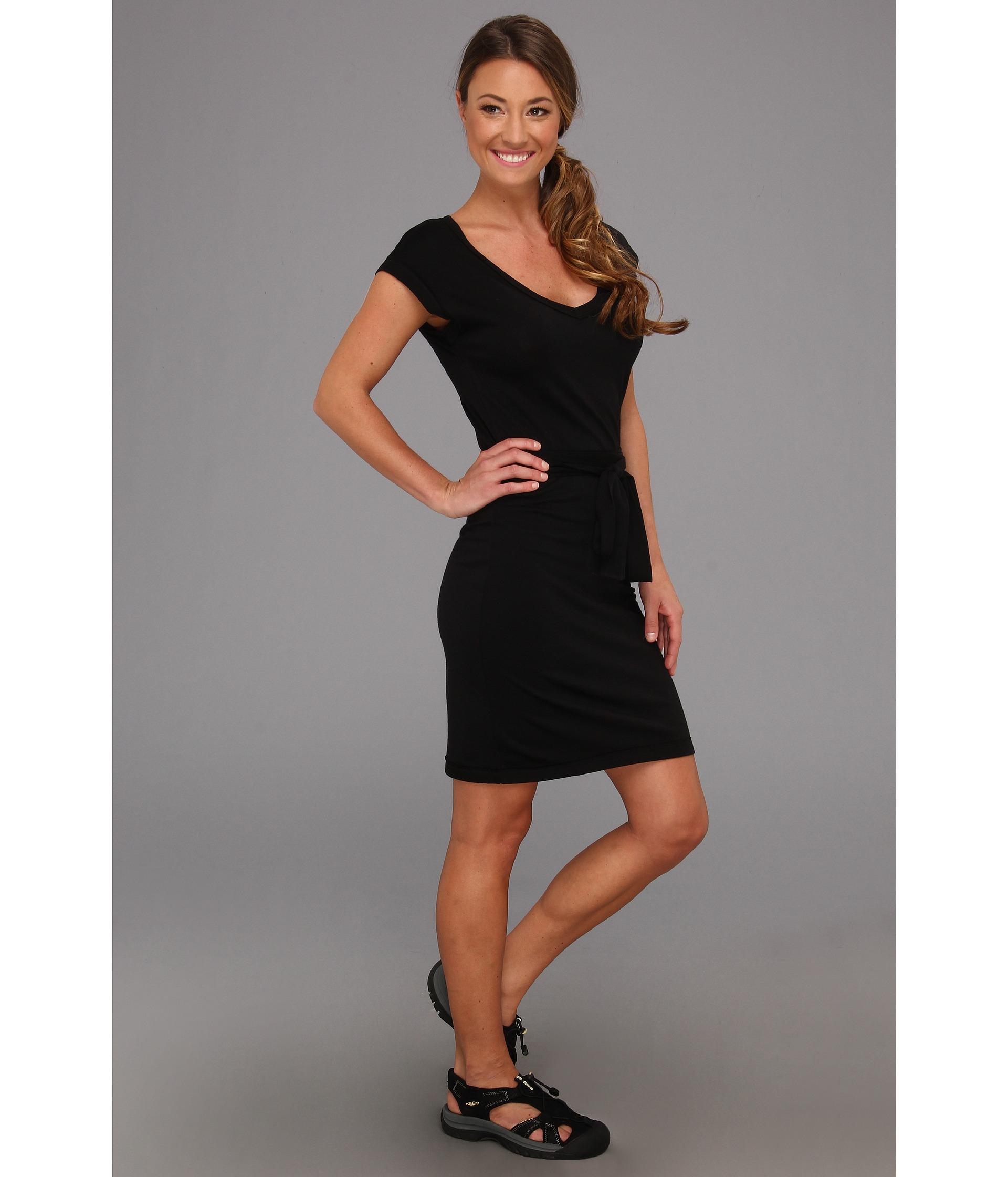 Icebreaker Villa Dress Black In Lyst rWQBCoxde
