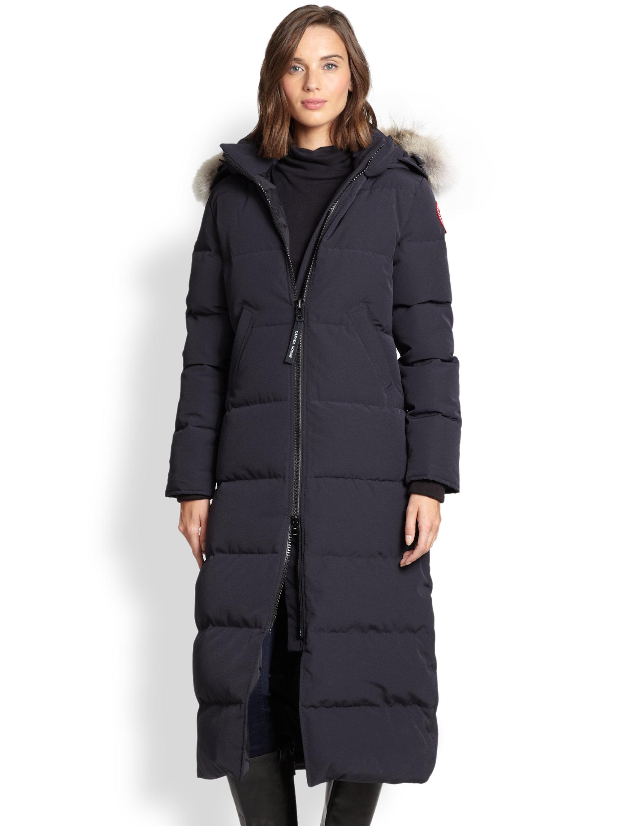 Mystique Parka   Christmas   Canada goose parka, Maxi coat