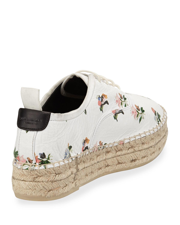 Saint LaurentEspadrille sneakers tV2MAUMME