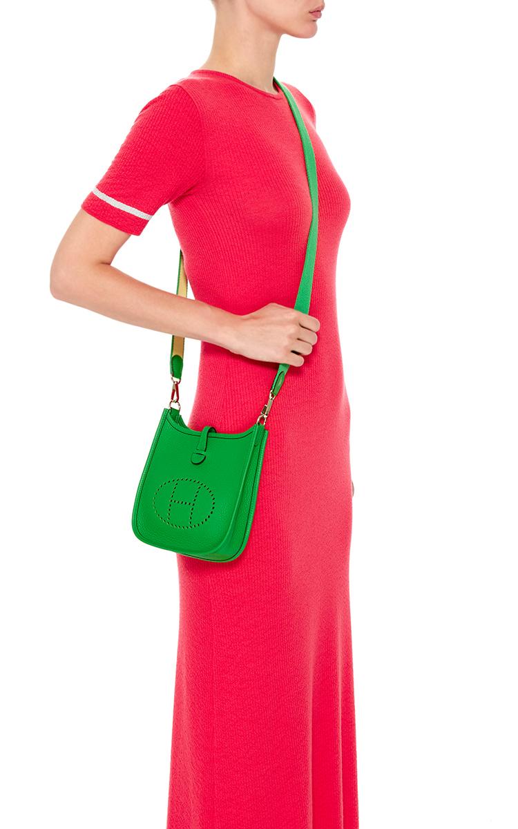 Hermes Clemence Evelyne Tpm Replica Hermes Birkin Bag