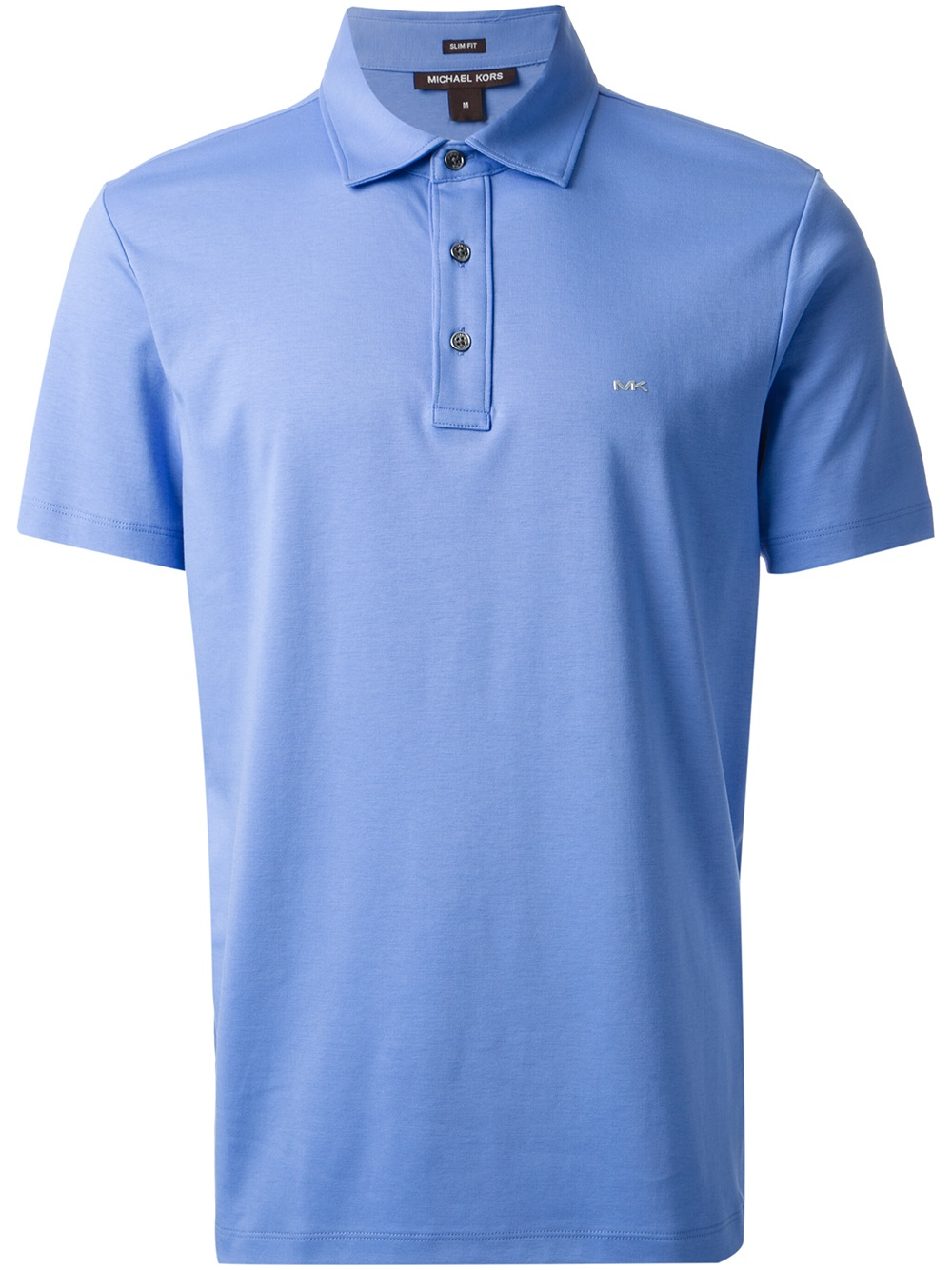 8c79acbf Michael Kors Classic Polo Shirt in Blue for Men - Lyst