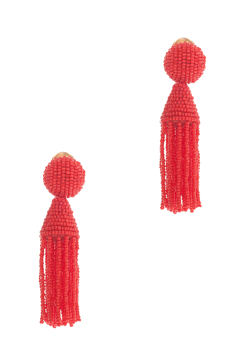 Thing besides Aint Baroque Dont Fix furthermore Spring Summer Jewellery Trends as well Oscar De La Renta Short Beaded Tassel Earrings Red together with Thing. on oscar de la renta beaded tassel earrings