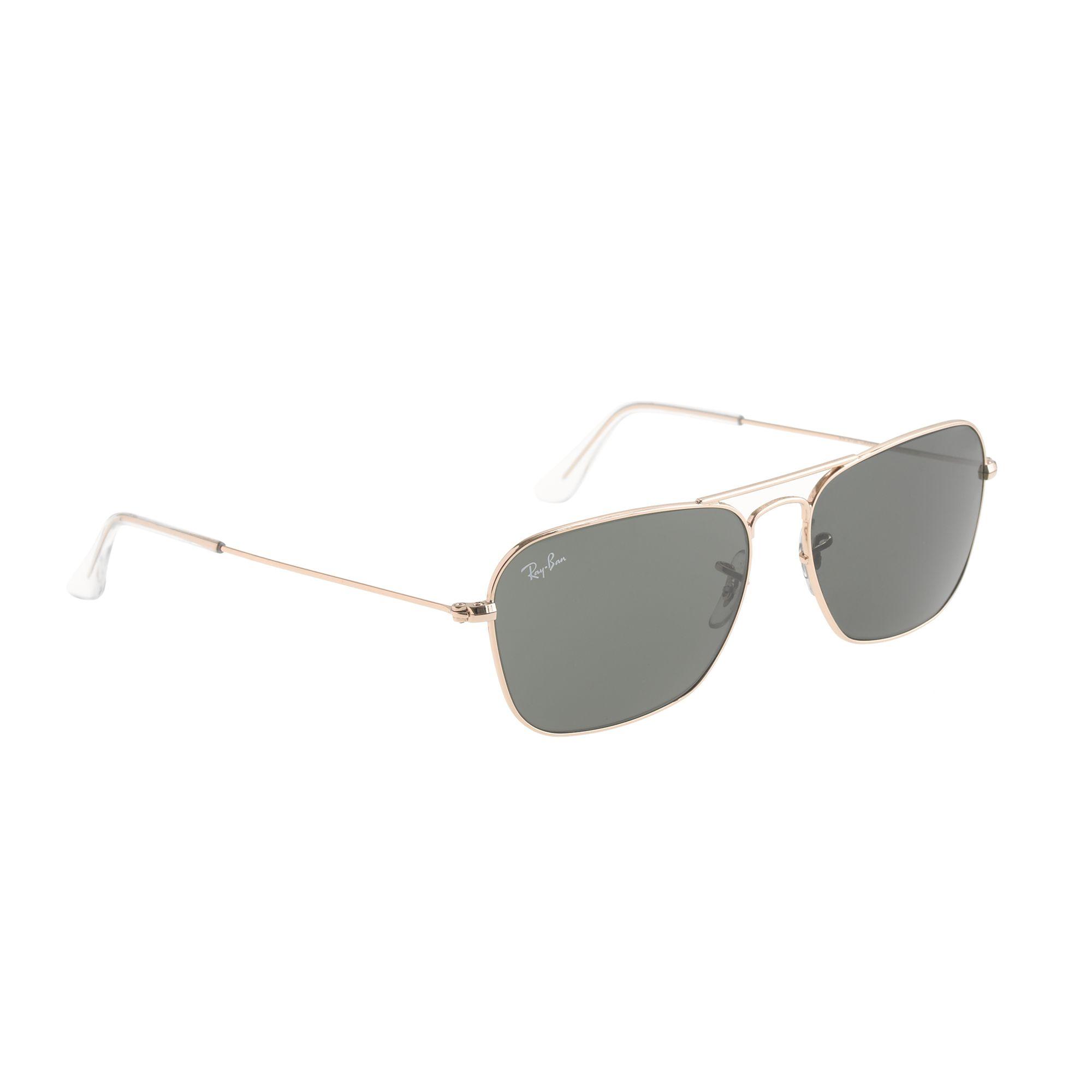 J.crew Ray-ban Caravan Sunglasses in Gold for Men (arista ...