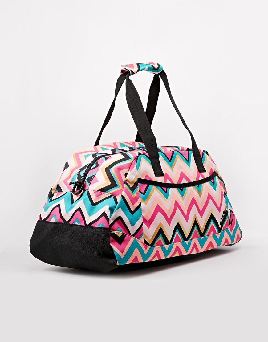 4fb4a65eca Lyst - Roxy Travel Bag