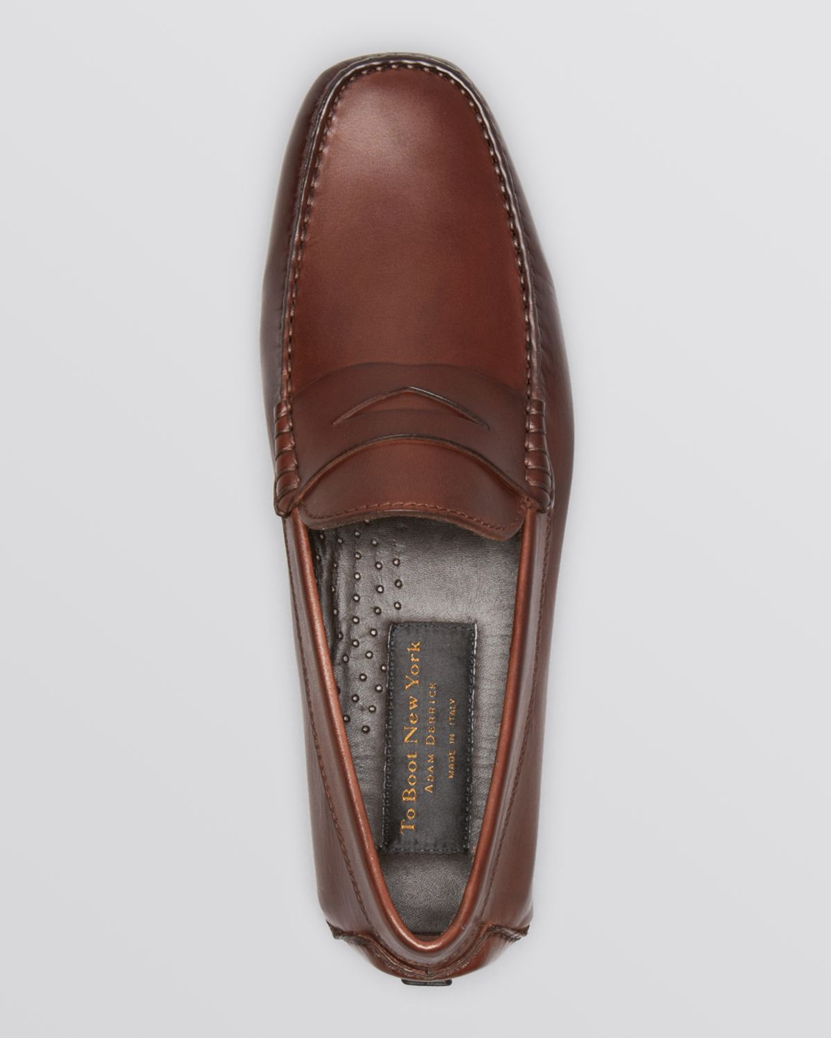 Lyst To Boot Harper Penny Driving Loafers In Brown For Men