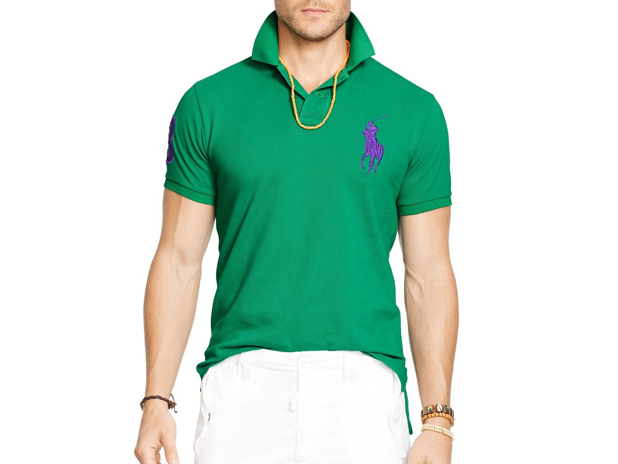 Polo Lauren Men Polo Shirt Ralph Lauren Outlet Store Near Me