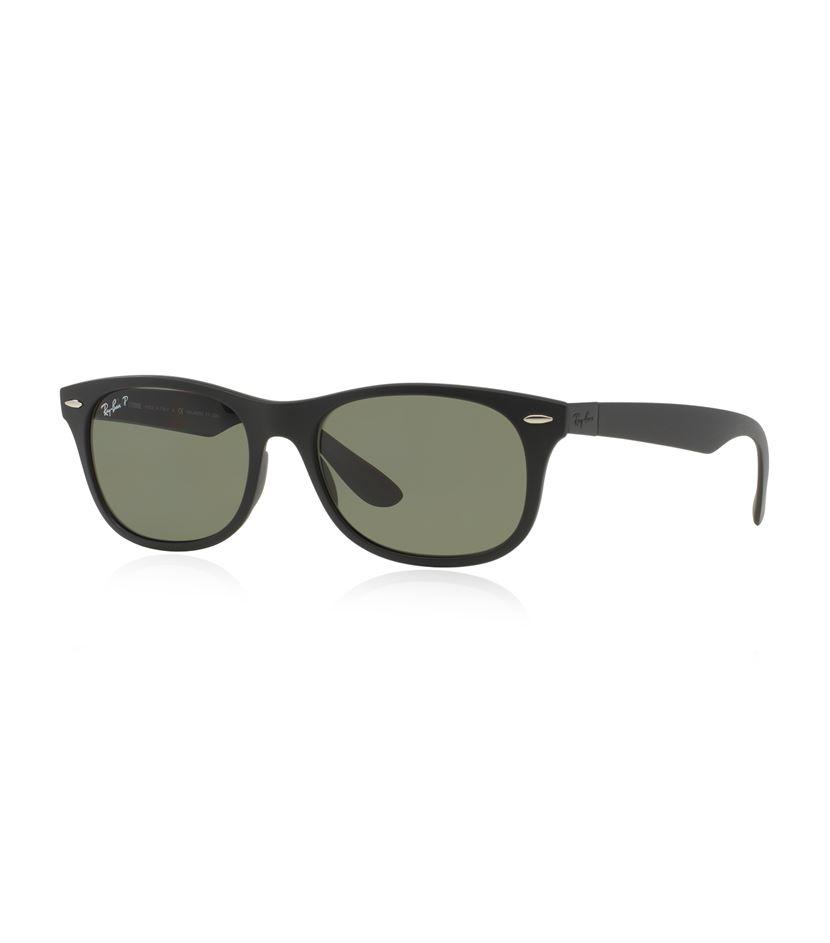 Ray-ban New Wayfarer Liteforce Sunglasses in Black Lyst