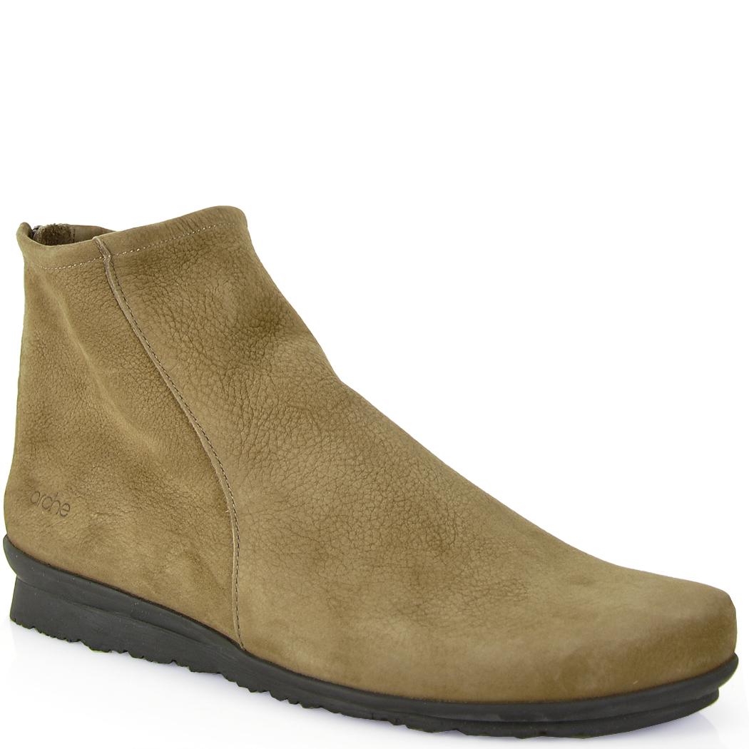 Beige Color Flat Shoes