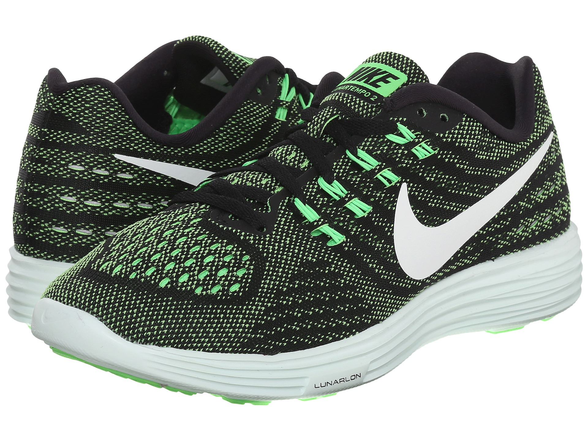 buy popular 49c4e d6282 ... coupon code for lyst nike lunartempo 2 in green cd34b fcd56