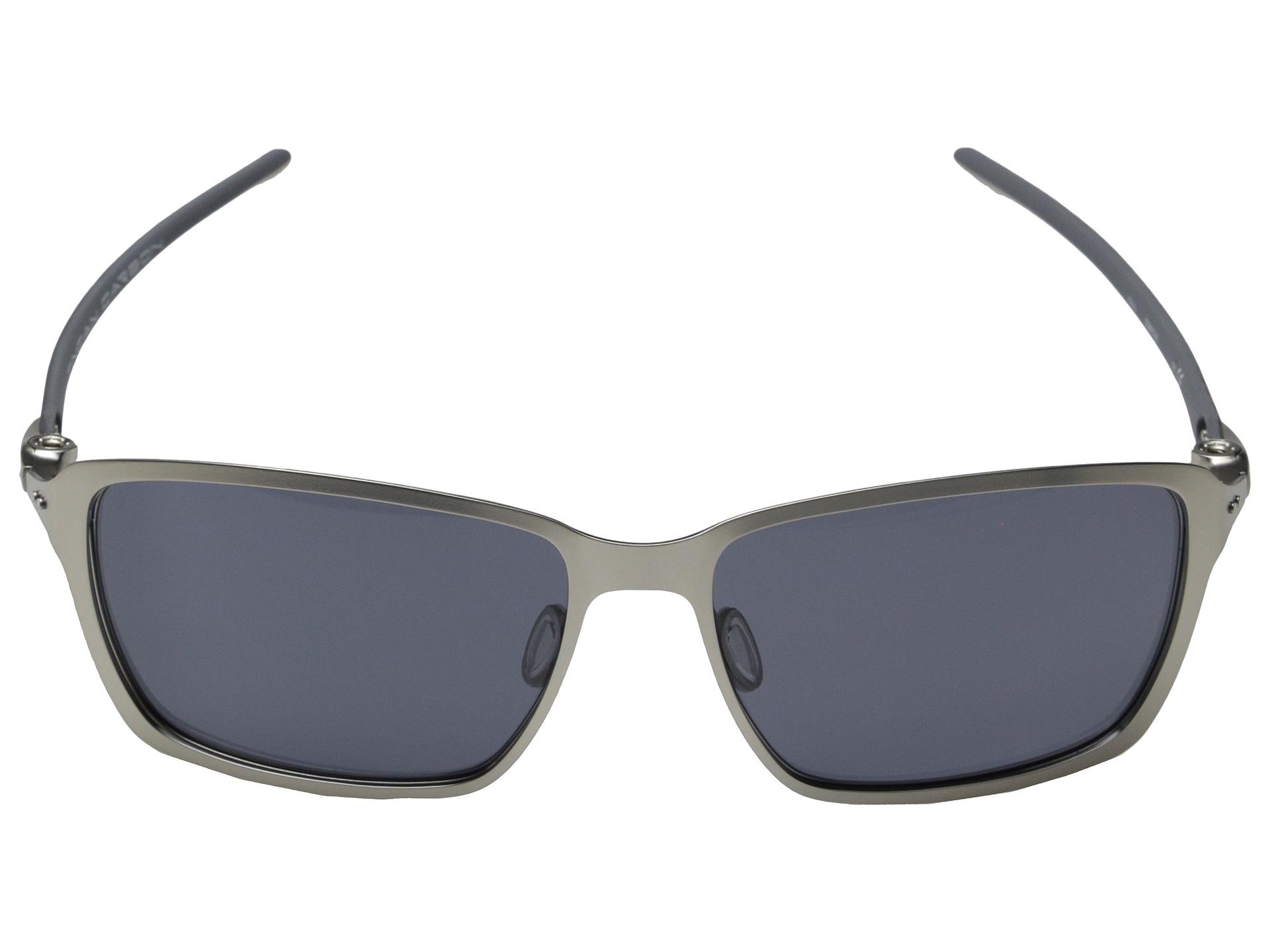 27b9e6fc40 Lyst - Oakley Tincan Carbon in Gray for Men