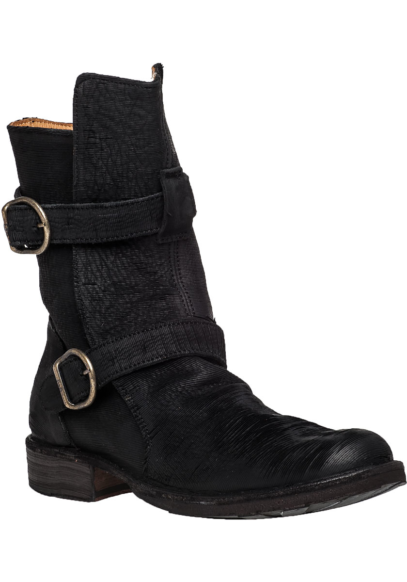 fiorentini baker ankle boots in brown lyst. Black Bedroom Furniture Sets. Home Design Ideas