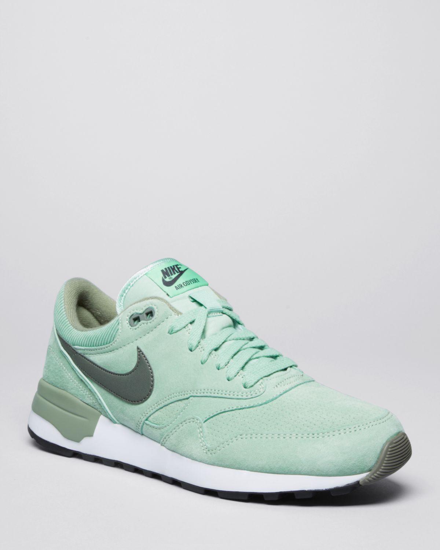 Mint Green Womens Nike Tennis Shoes