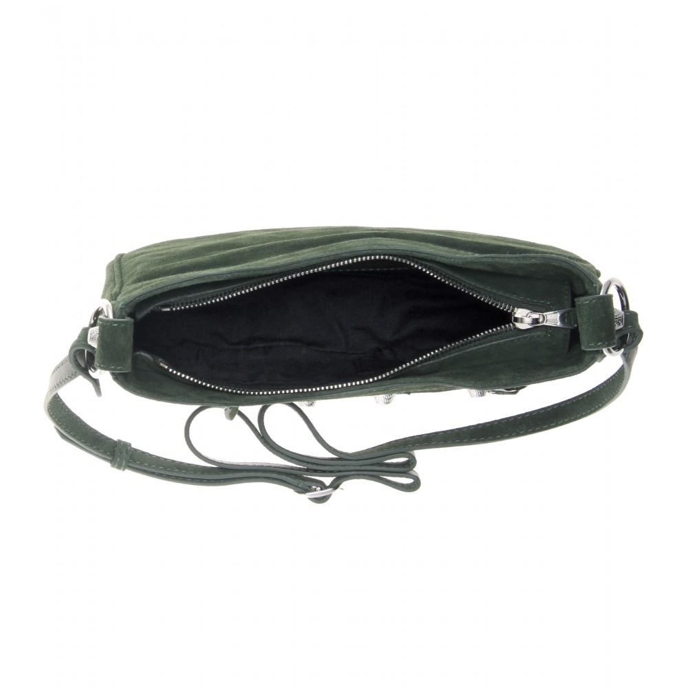 95d90bba0c Balenciaga Hip Suede Shoulder Bag - Best Bag 2017