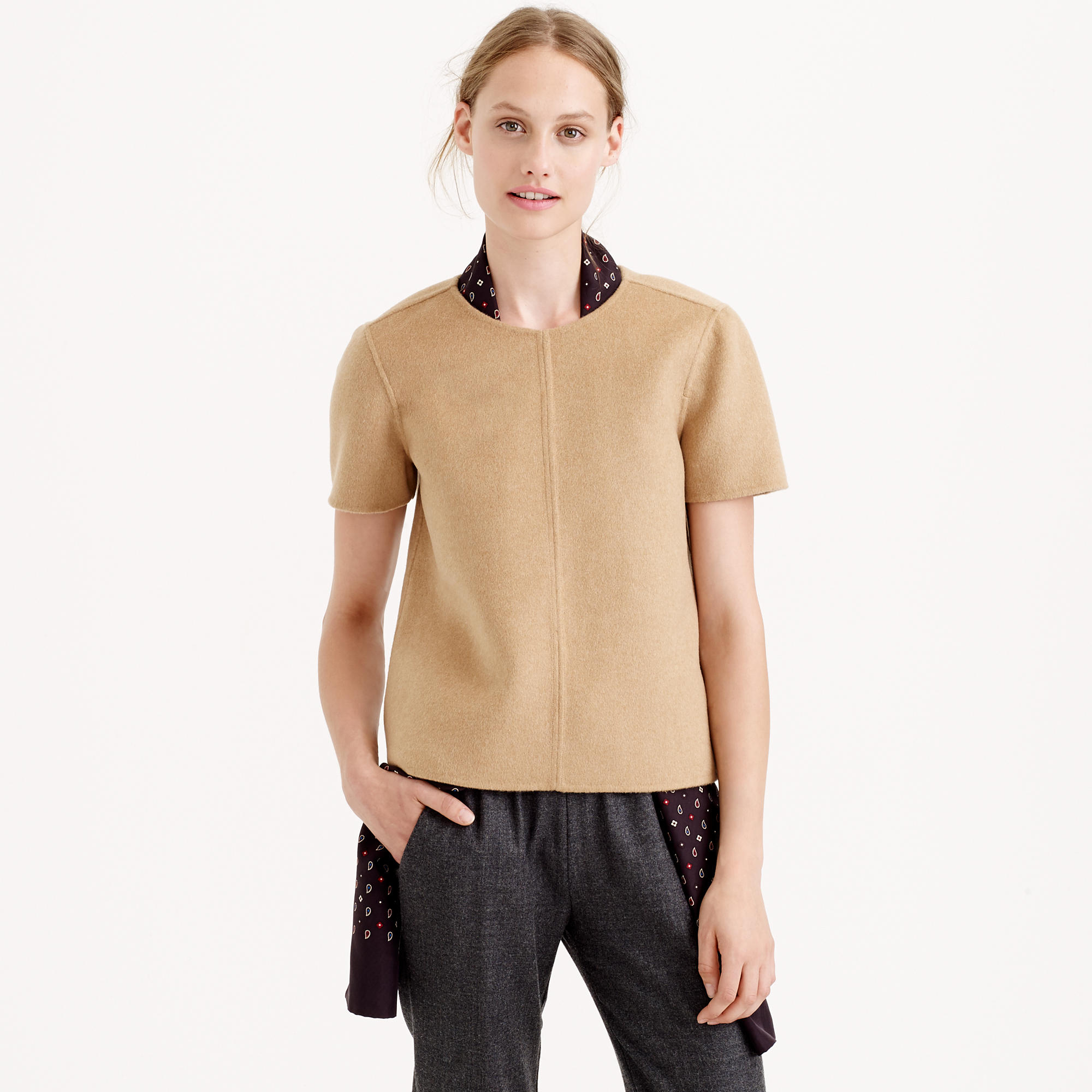 Shop the Italian Cashmere Long-Sleeve T-Shirt at inerloadsr5s.gq and see our entire selection of Women's Cashmere Sweaters.