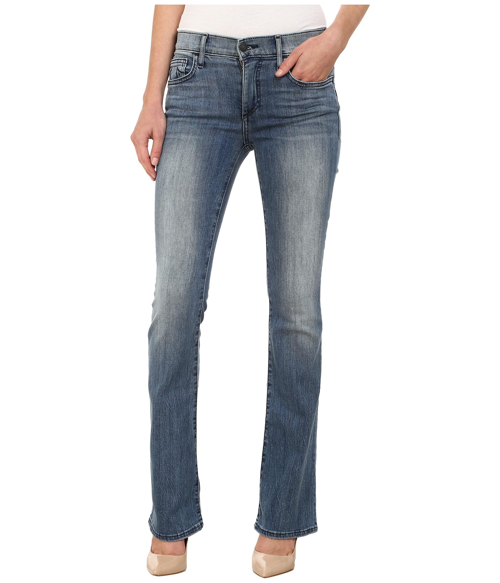 True religion Becca Petite Bootcut Jeans In Earths Mystery in Blue ...