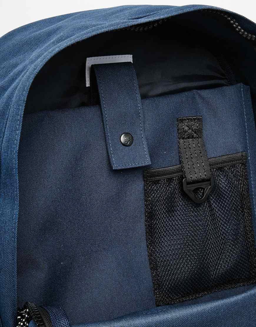 Farah Corwin Marl Backpack in Blue for Men