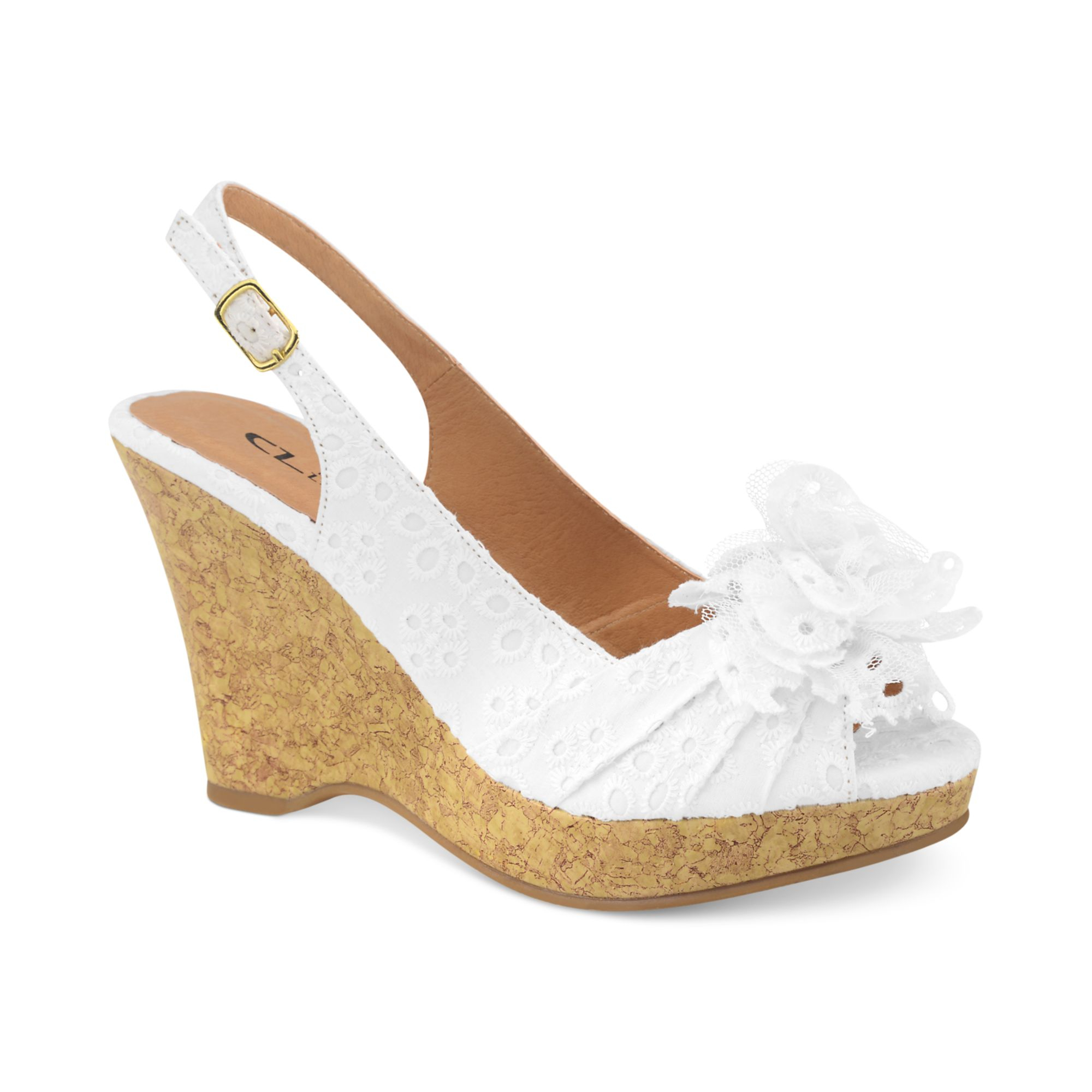 laundry cl by laundry platform wedge sandals