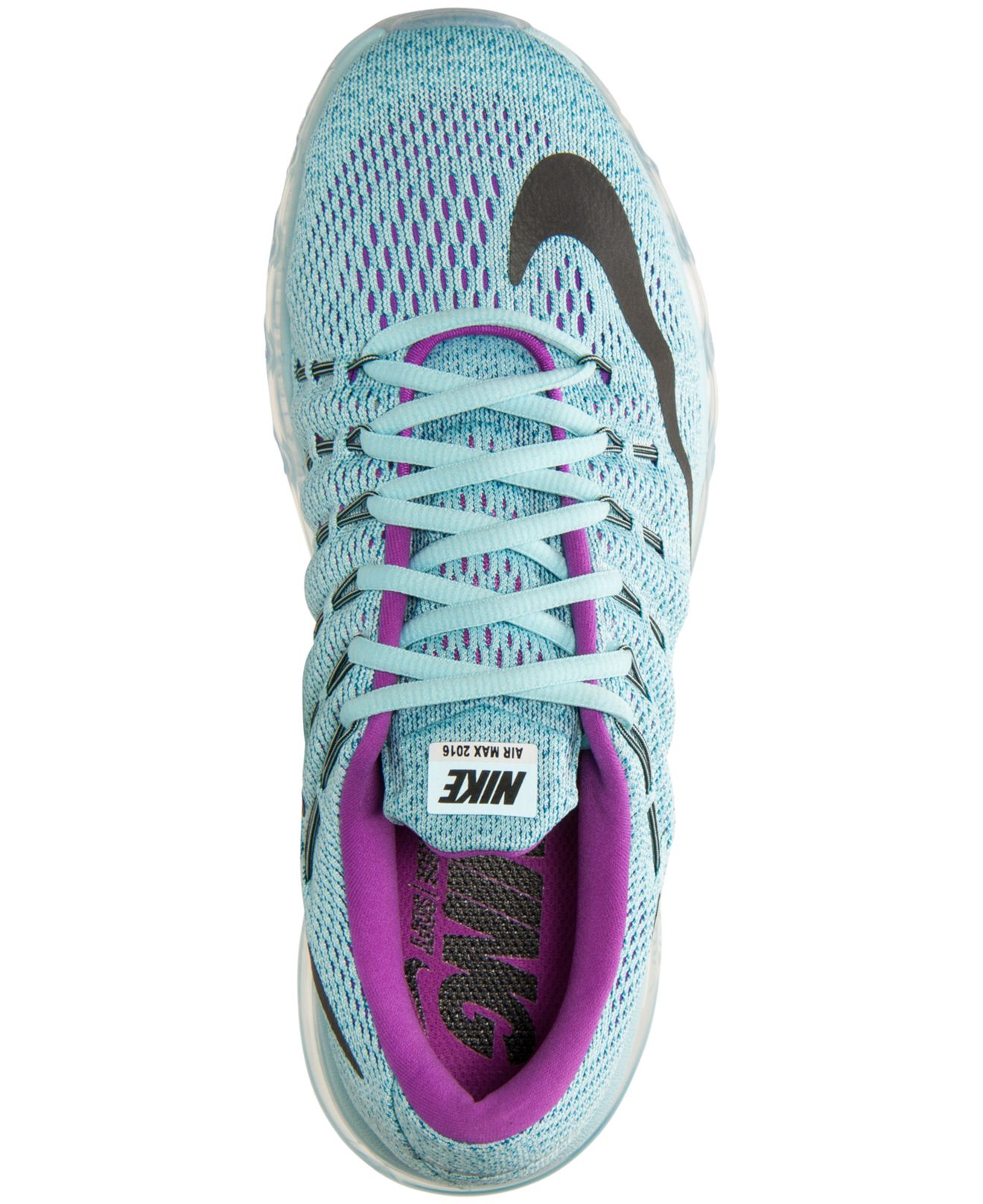 new arrival 83870 a3eed ... italy lyst nike womens air max 2016 running sneakers from finish line  bb2fd 10337