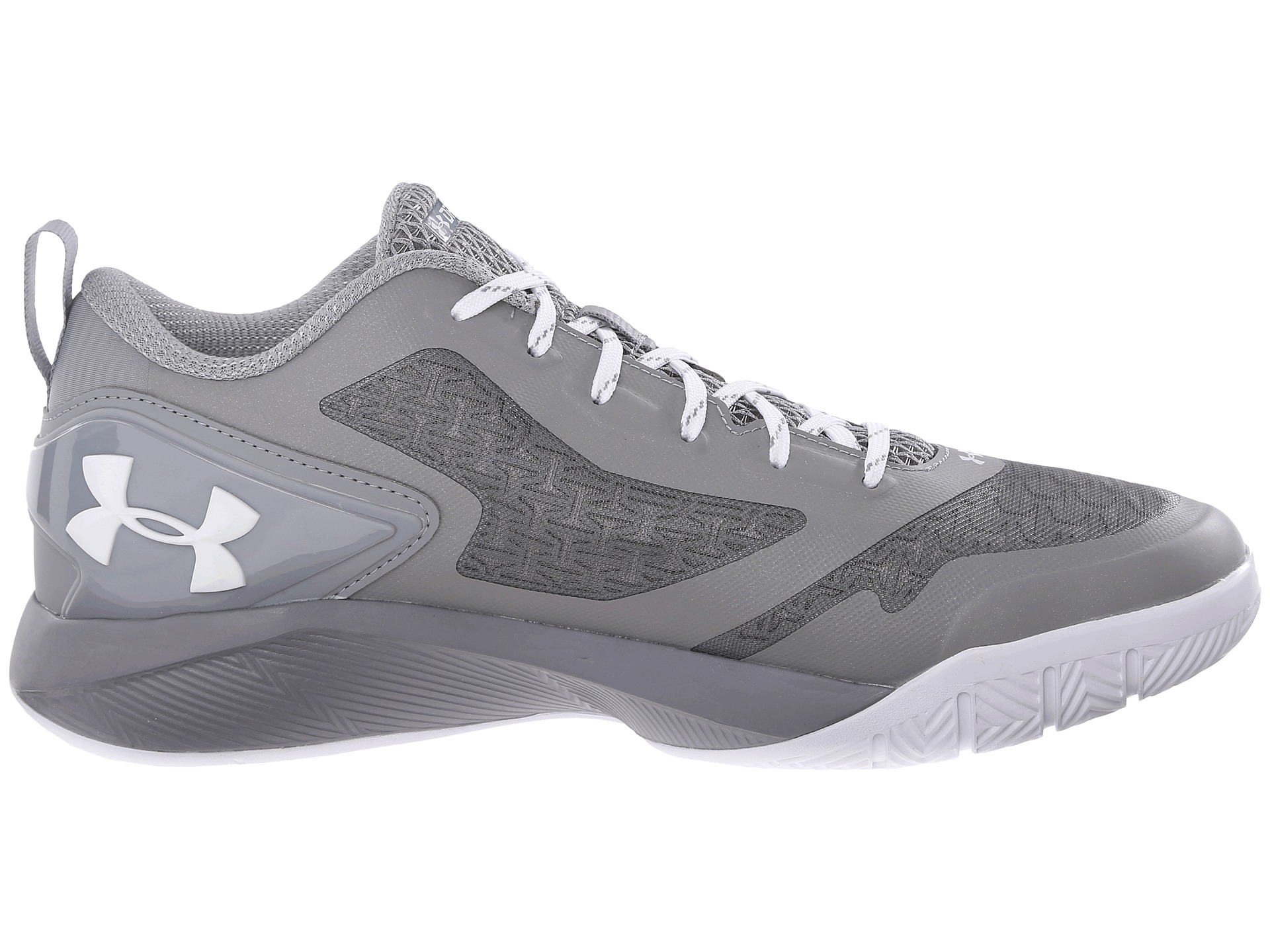 d71817ac8c ... reduced lyst under armour ua clutchfit drive 2 low in gray for men  90338 2a60f